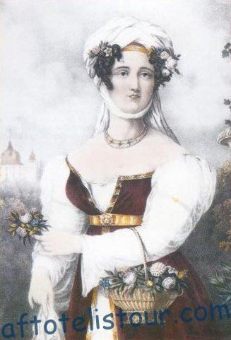 Ласкарина-Бубулина. она же Мария Пиноци.