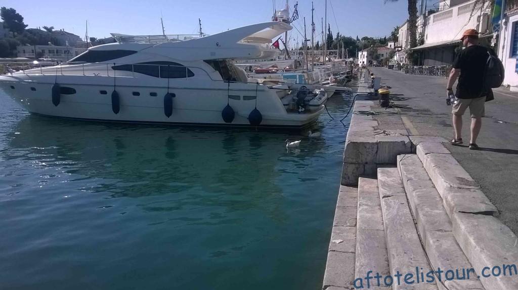 Старая гавань.