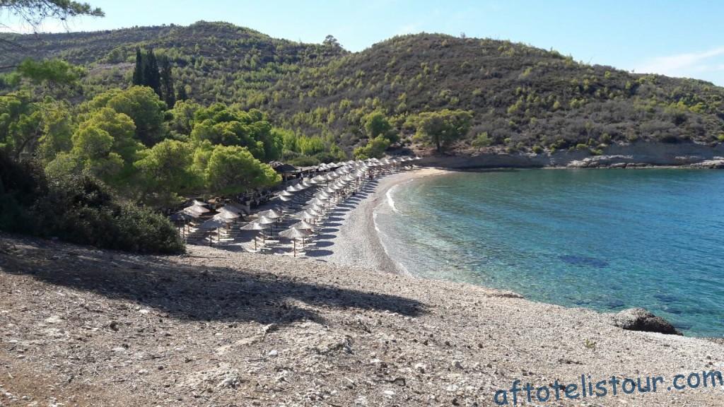 Пляж Врелос