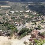 долина оливковых рощ в Мистре