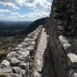 стены керепости Виллаурдэн