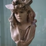 девушка в шляпе Камиллы Клодель
