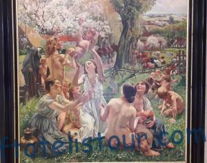 золотой век картина