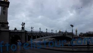 мост в Александра Париже