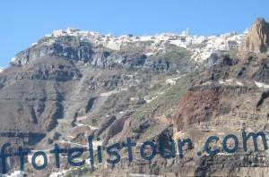 Город на скале