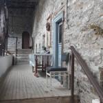 Балконы монастыря