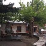 Улица в деревне Гура