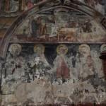 Фрески внутри Храма