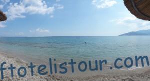 Пляж Астрос