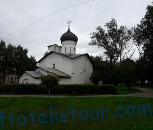 Церковь Святителя Николая со Усохи